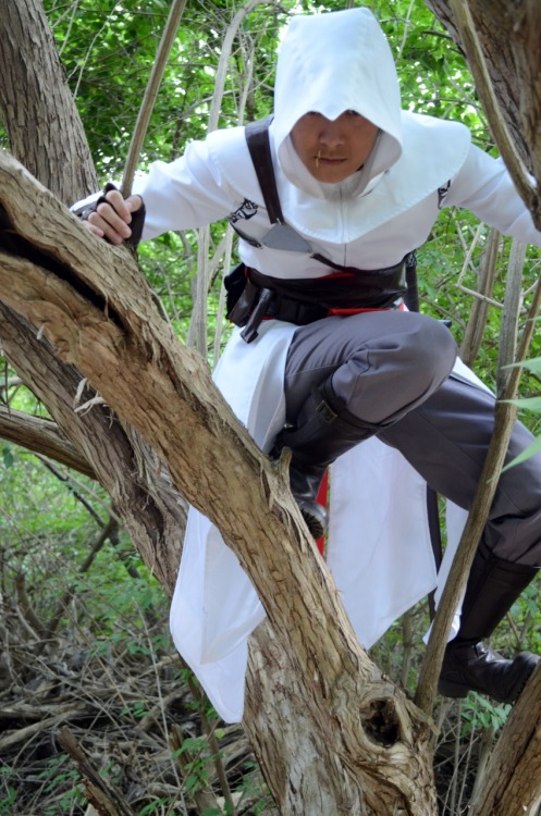 Assassin's Creed:  Altair - Amanda  Photo by - Cassi