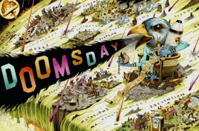 "apocalypseart:  (via Doomsday Art: John Hendrix's Disaster Portfolio « Apocalypse Art)  so the ""apocalypse art archive"" is a thing holy shit"