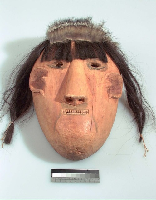 Booger Dance Mask Eastern Band Cherokee, United States (North Carolina) The National Museum of The American Indian