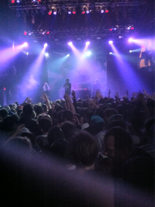 Best concert I've ever been to, OFWGKTADGAFLLN!!!