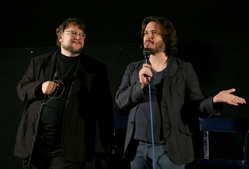 fuckyeahdirectors:  Edgar Wright and Guillermo del Toro