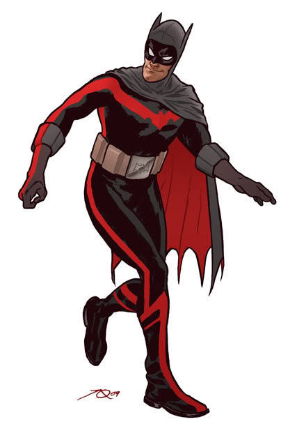 Superhero Redesigns by Joe Quinones (via: Project: Rooftop)
