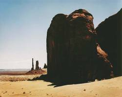 Monument Valley, Utah, 1947 - Eliot Porter