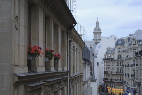 Paris view.