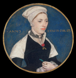 Jane Small, Hans Holbein, 1540