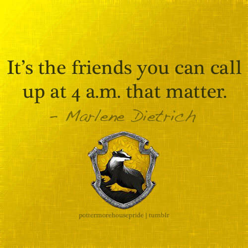 pottermorehousepride:  Hufflepuff Pride  Okay last one I swear.
