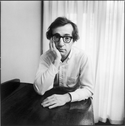 "thesociologist:  Woody Allen, 1935.""There are two types of people in this world, good and bad. The good sleep better , but the bad seem to enjoy the waking hours much more."""