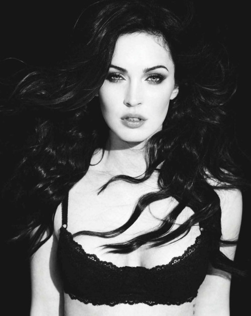 Megan Fox by Richard Phibbs