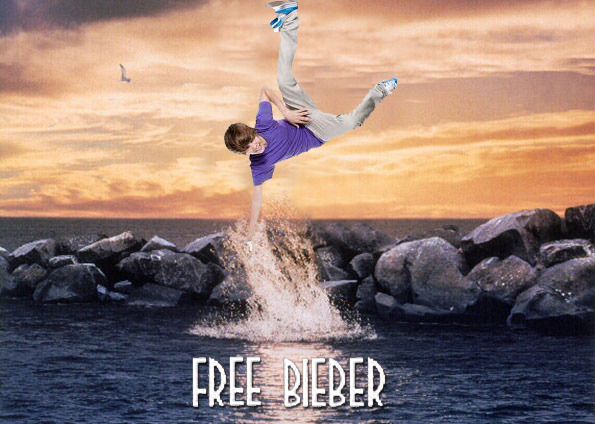 Free Bieber: The motion picture.