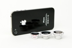 Fisheye, Macro, Wide Angle and Telephone Phone Lenses (link)