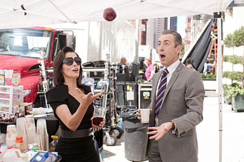 unbuttonedwillgardner / eligoldfiles:  Behind the scenes of The Good Wife