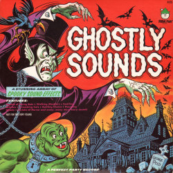 Ghostly Sounds (Peter Pan Records, 1973)
