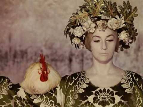 Still from The Color of Pomegranates. Directed by Serjei Parajanov, 1968.   merci Miguel Figueroa