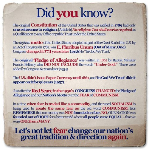 canisfamiliaris:  Did you know this about your country, Americans? (via stfuconservatives)
