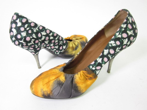 Ebay find of the day: Dries Van Noten heels, size 37.5