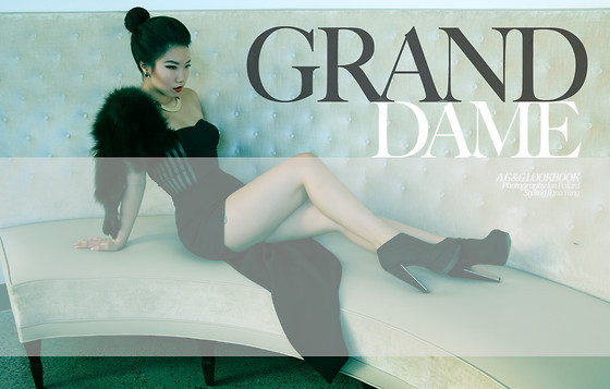 GRAND DAME // greaseandglamour[dot]com (by Jinna Boo)