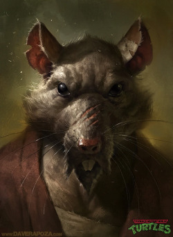 Master Splinter