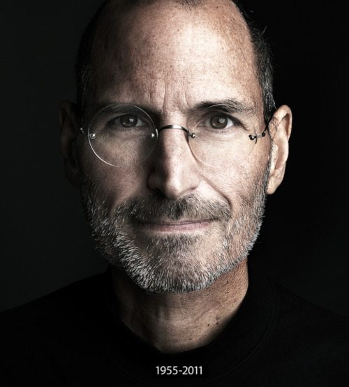 Steve Jobs by Marco Grob Photography