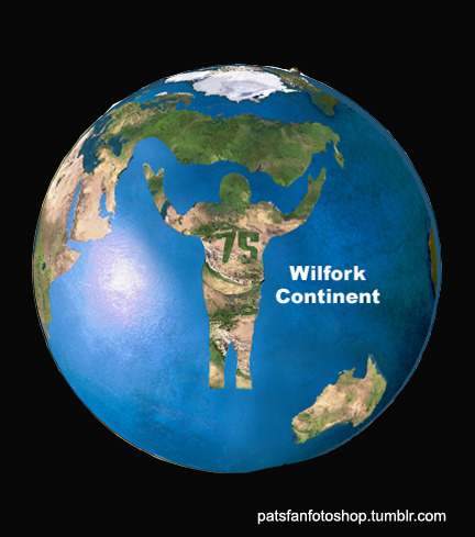 Wilfork Continent Thanks patspropaganda for the idea for this one.