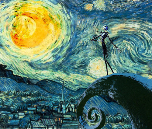 Van Gogh's Nightmare