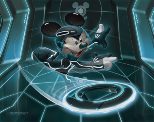 "captivatingimagination:  ""MICKEY FLYNN"" GICLEE"