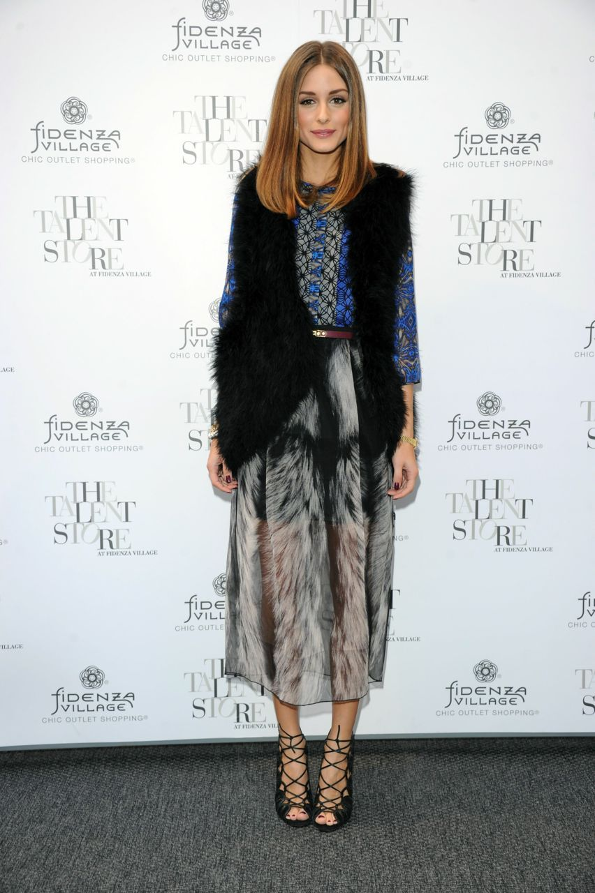 myfashionthoughts:  Look of the day Olivia Palermo in Tibi