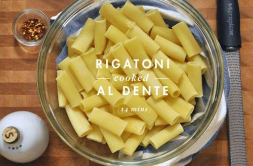 rigatoni prosciutto kale ricotta recipe wit & delight al dente