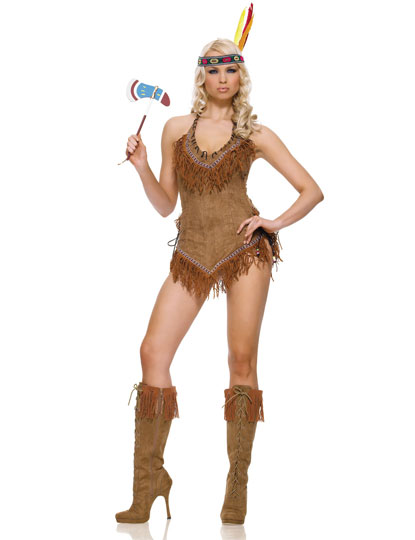 failedblackwoman:  pytt:  My Halloween costume for this year. I just ordered it :)  Being racist for Halloween is super groovy.