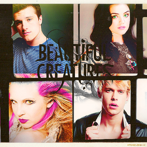 "Caster Chronicles Dream Cast  Josh Hutcherson as Ethan Wate, Lucy Hale as Lena Duchannes, Candice Accola as Ridley Duchannes, and Chord Overstreet as Wesley ""Link"" Lincoln."