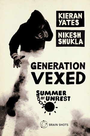 Generation Vexed, a Random House 'Brain Shot' by Nikesh Shukla and Kieran Yates - also featuring Quartet author Gavin James Bower, as well as the likes of Owen Jones and Josie Long - is out as an eBook on 27th October.