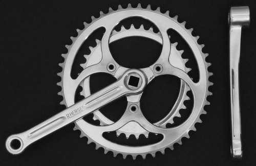 New Rene Herse crankset, can't wait for them to be released soon.