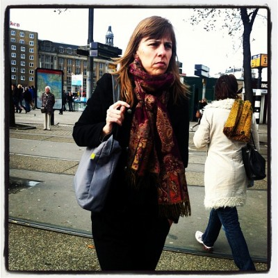 #amsterdam #woman (Taken with instagram)