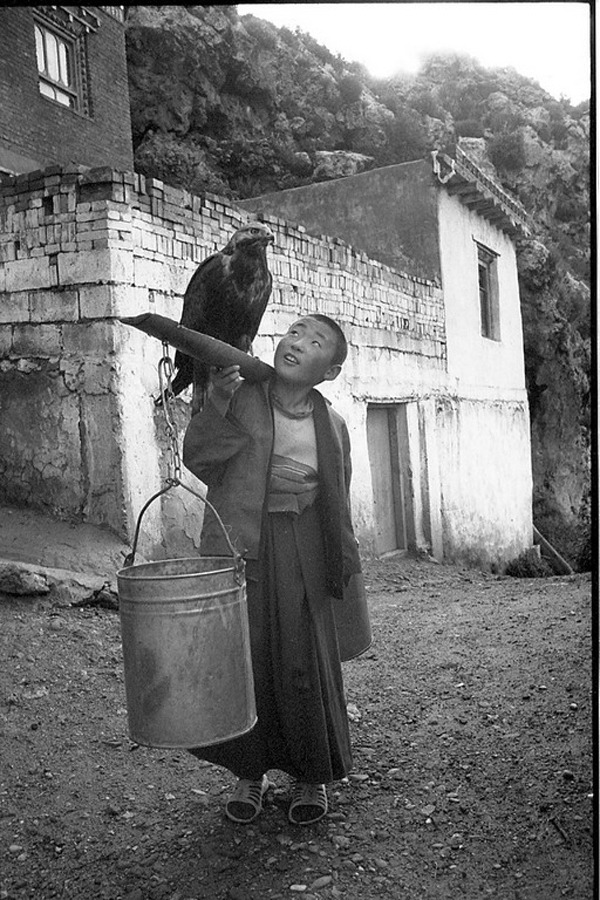 (Photographer:  Yang Yankang, Buddhism in Tibet, 2007)