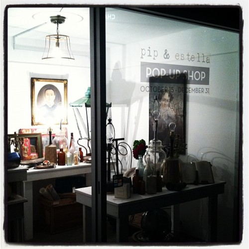 Have a peek at our shop! We're located at 138 Willoughby St. #26 Brooklyn NY 11201 inside Dekalb Market. Come on by! photo by pokayoke design