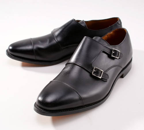 Allen Edmonds black calf Mora — Size 13E, on sale for $135 on SF/BS.