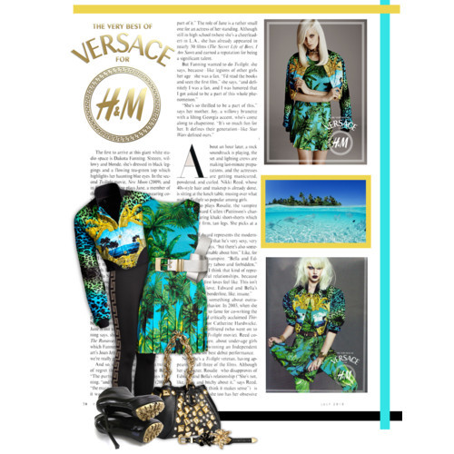 Your Very Best of Versace for H&M 7 by fildarina featuring studded belts