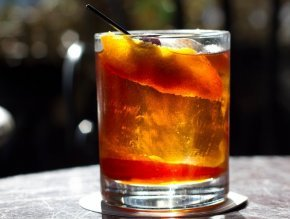 Rum Old Fashioned II