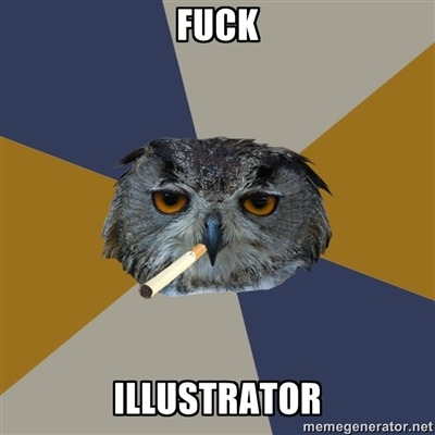 what I've been thinking all semester in graphic arts…