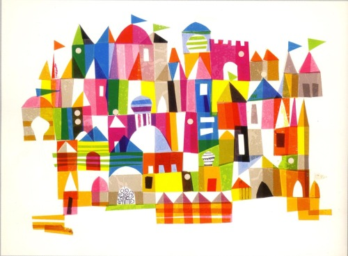tadcarpenter:  Happy 100th Birthday Mary Blair. Thank you for it all.