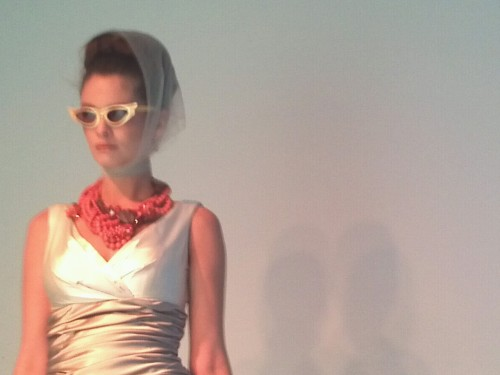 The Micalla collection was stunning.  #LGFW