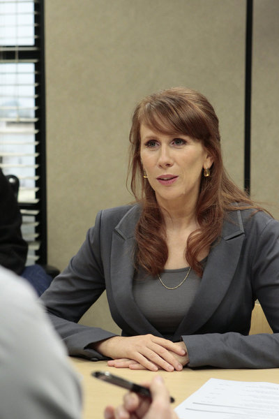 aoltv:  Catherine Tate is returning to 'The Office.' Suddenly everything feels right.