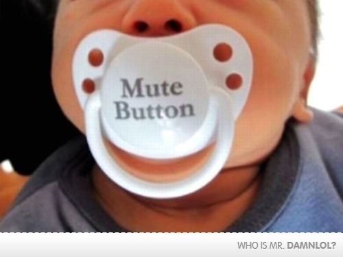 A really useful Mute Button