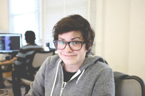 Julia Heffernan (CrownJulz) started at GroupMe this week and the team couldn't be more excited!