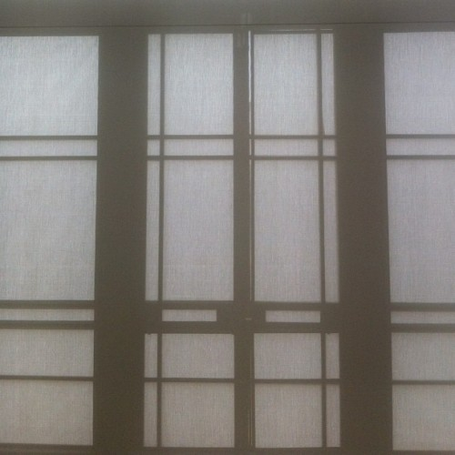 Just a window (Taken with Instagram at City Gallery Wellington)