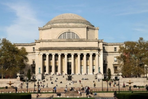 2011's Most Stressful Colleges #1, Columbia University Total cost: $53,874  Tuition rank: 2ndAcceptance rate rank: 7th  Competitiveness rank: 4th  Engineering rank: 14th  Crime rank: 7th ..yep.