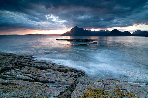 Only so Far Away - Elgol, Isle of Skye, Scotland - EXPLORED (by kendra just is)