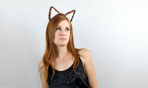 How To: Braided Cat Ears
