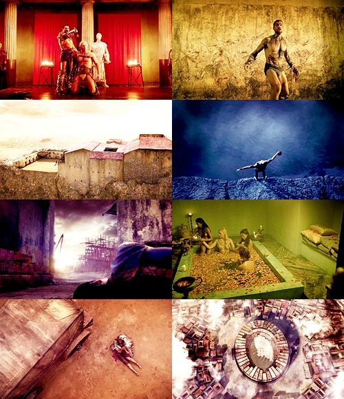 silentwilight:   Spartacus: Gods of the Arena & Blood and Sand