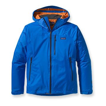 Got this today.  The Patagonia Nano Storm jacket. And yes I paid full price. I was stuck between it and a really nice component style Marmot, but this one fit better. Hated to let the Marmot go. But this one is warm, waterproof, all that fun stuff. So I should survive.