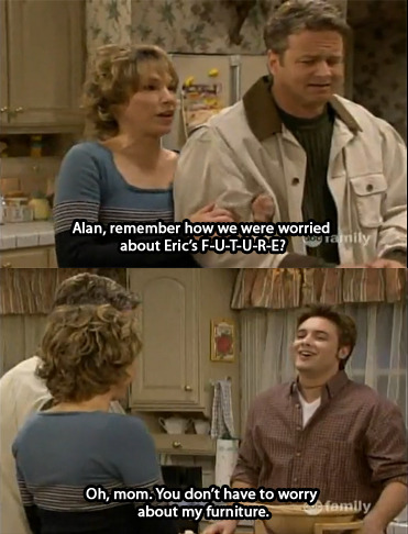 Boy meets world would have been nothing without Eric Matthews.